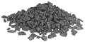 Microporous Carbon Boiling Chips Series 500 (501A)